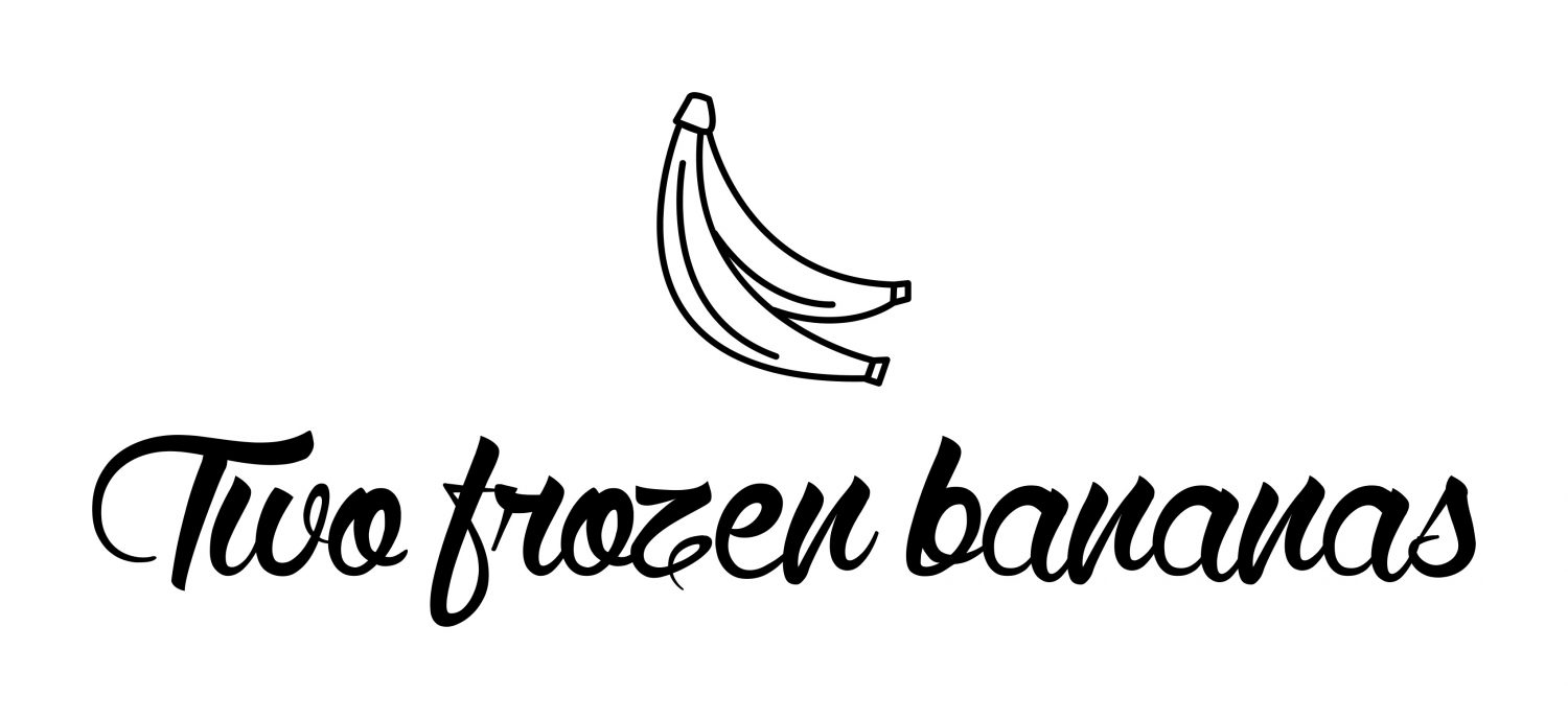 Two Frozen Bananas